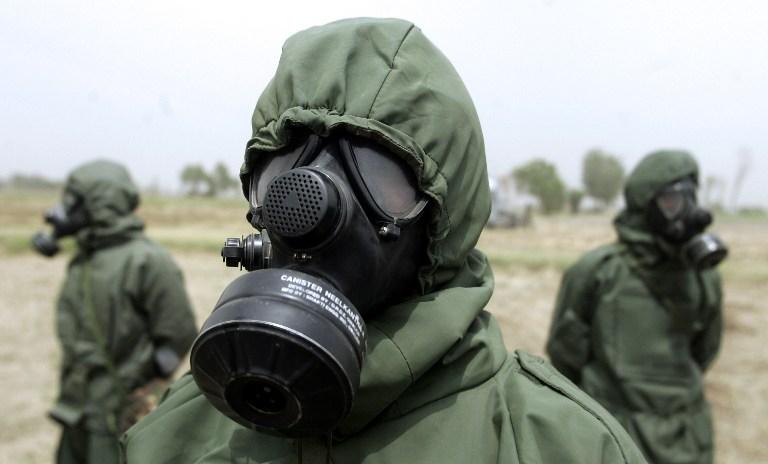 Сирийские повстанцы утверждают, что готовы к производству химического оружия