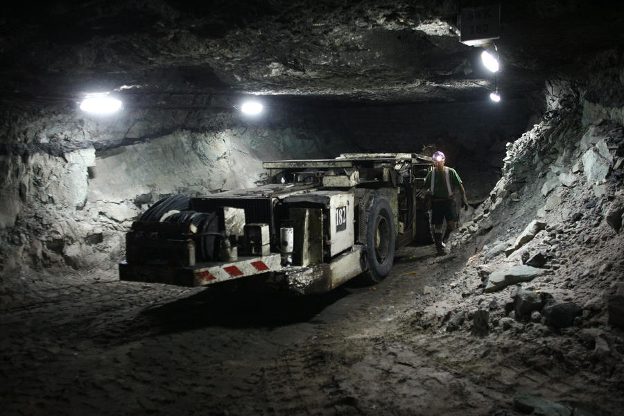 В польской шахте завалило 17 горняков