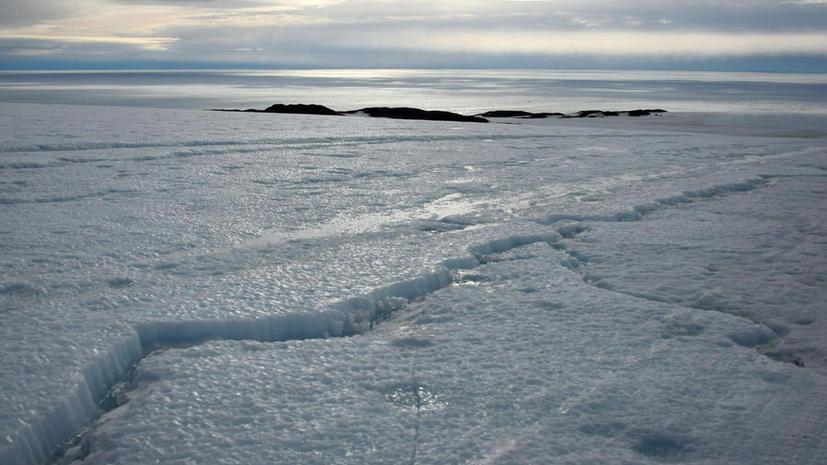 Депутаты Госдумы Александр Сидякин и Олег Савченко пропали в Антарктиде