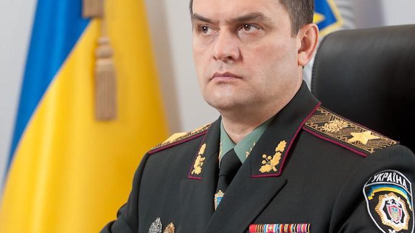 Глава МВД Украины: В здании мэрии Киева накапливается огнестрельное оружие