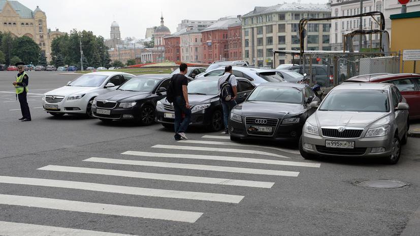 Жителям ЦАО дадут право на бесплатную парковку