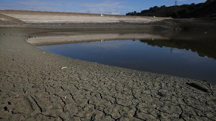Прогноз: Калифорнии угрожает дефицит воды