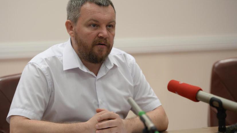 Вице-премьер ДНР: В Донецке осталась треть населения города