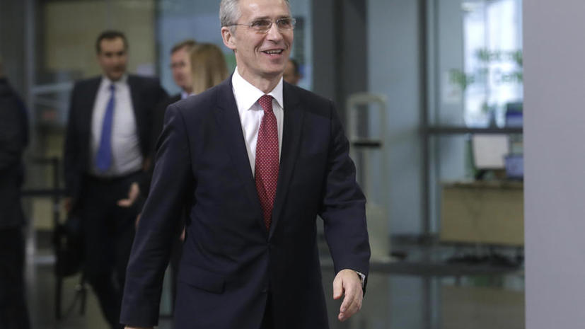 Генсек НАТО Йенс Столтенберг пообещал «Южный ответ» Украине