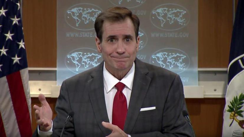В Госдепе признали ведущую роль России в переговорах по Сирии