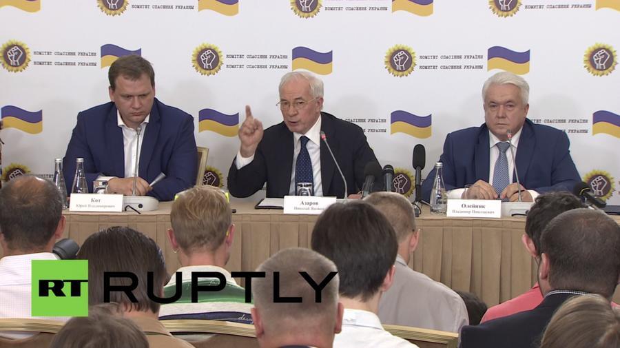 Комитет спасения Украины предложил своего кандидата на пост президента страны