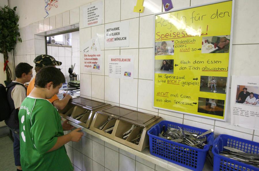 Исследование: Каждый пятый молодой немец  живёт в бедности