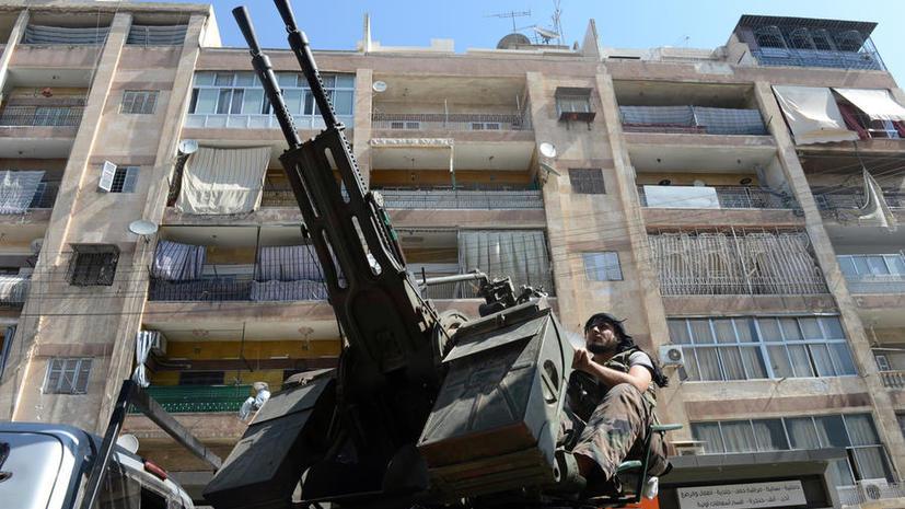 СМИ: Саудовская Аравия снабдит сирийских боевиков зенитными установками