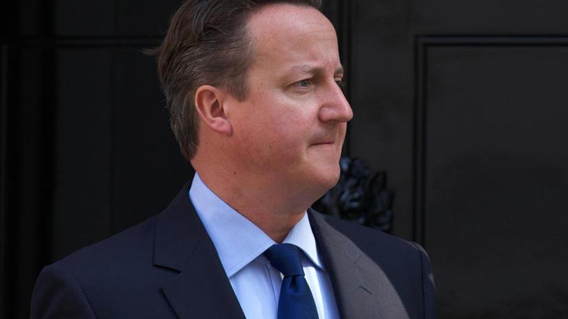 План Дэвида Кэмерона ввести минимальную фиксированную цену на алкоголь провалился