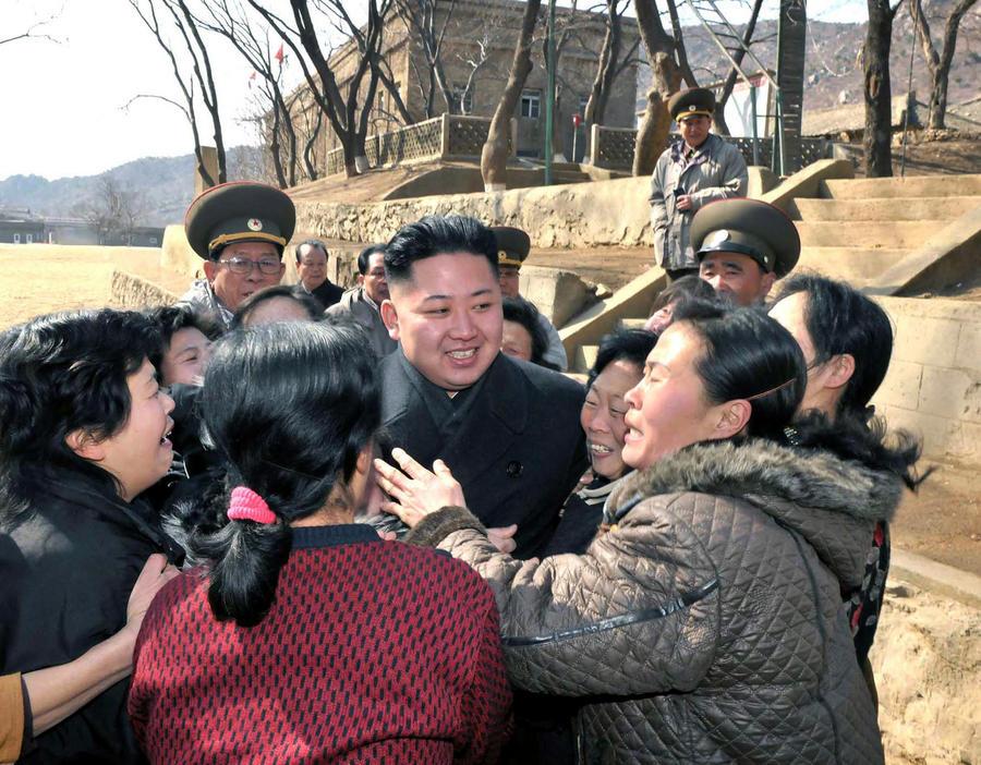 Тётя Ким Чен Ына получила политическое убежище в США