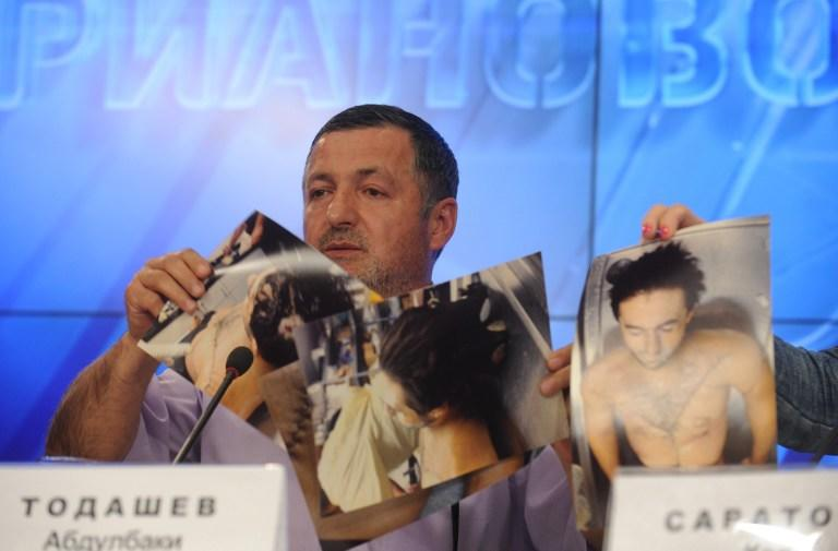 Москва запросила у Вашингтона документы об обстоятельствах смерти Ибрагима Тодашева