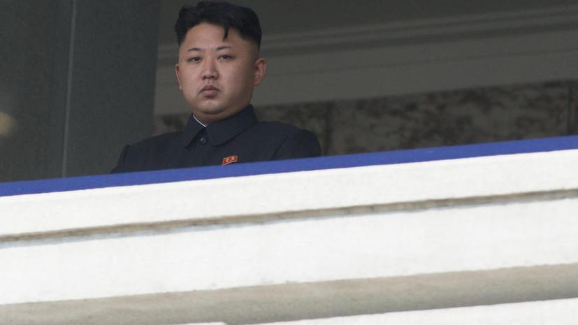 Гражданин США пытался вплавь пересечь границу Северной Кореи