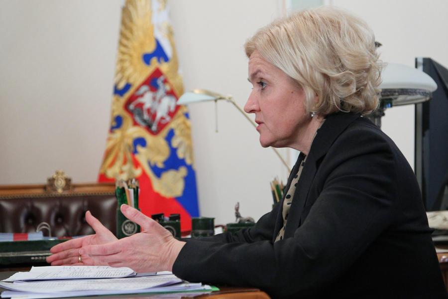 Ольга Голодец объявила о сложной ситуации с менингитом в России