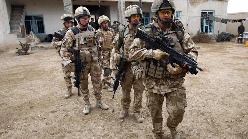 Минобороны Великобритании может уволить тысячи слишком полных военных