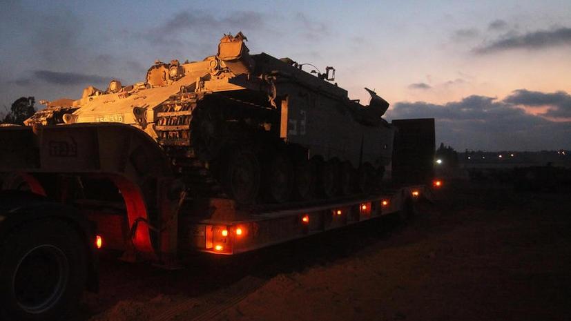 Израиль и Палестина обменялись ракетными ударами и продлили перемирие