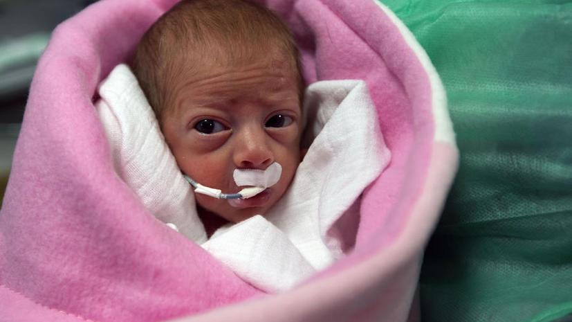 Американские мамы выбирают для дочек имена София и Эмма — статистика