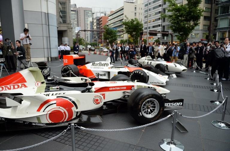 Honda вернётся в «Формулу-1» в 2015 году
