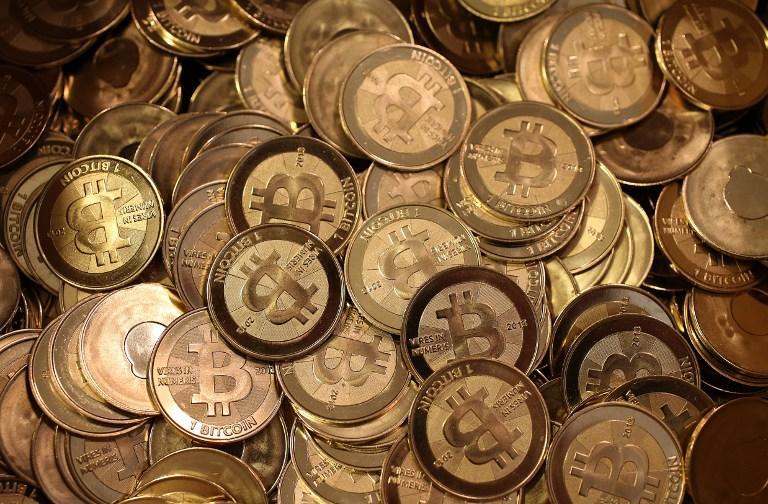 В США установлен первый автомат для обмена биткоинов