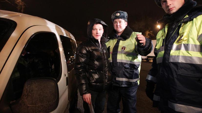 Утро субботы: в России вступили в силу новые правила проверки на алкогольное опьянение