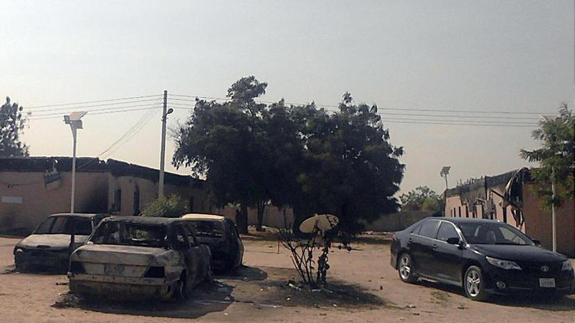 Около 100 человек стали жертвами нападения исламистов на северо-востоке Нигерии