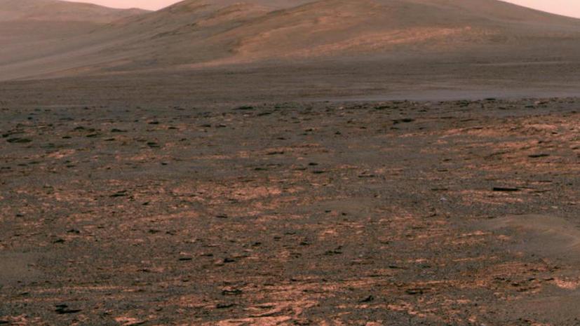 Исследование: на Марсе был по крайней мере один океан