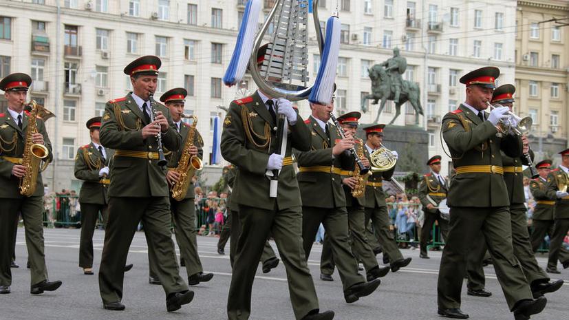 Рота почётного караула Преображенского полка 3 сентября примет участие в Параде победы в Пекине