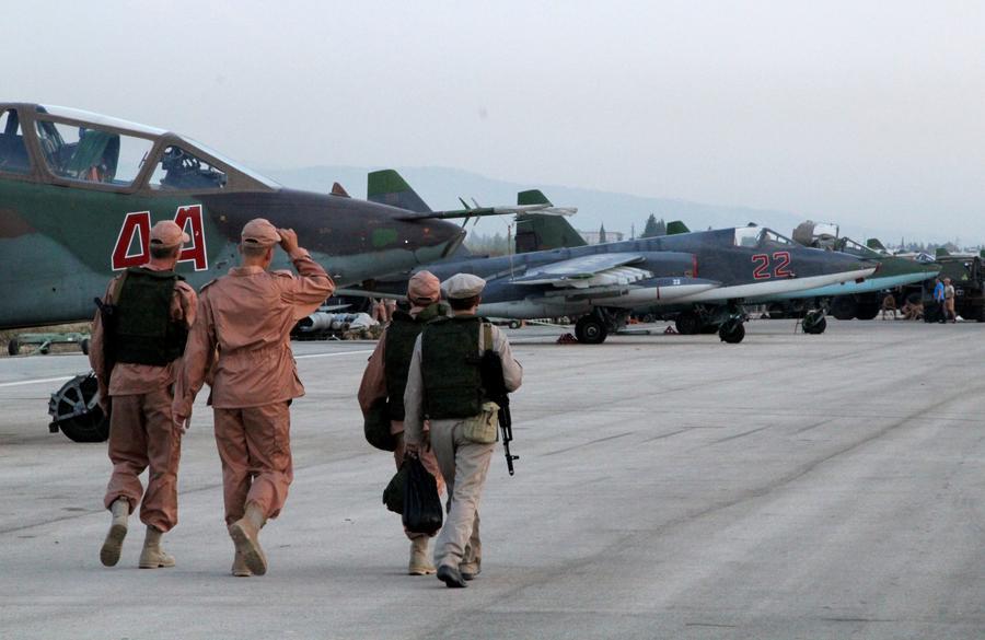 На российской авиабазе в Сирии приступил к работе Координационный центр по примирению сторон
