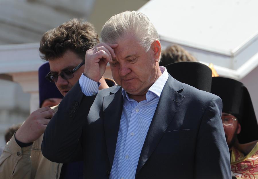 Арестован мэр Астрахани Михаил Столяров