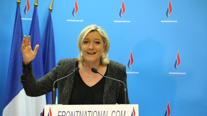 Ультраправые добились небывалого успеха на муниципальных выборах во Франции