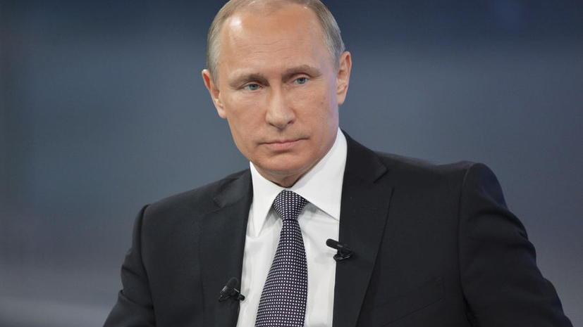 Французский депутат: Франции нужен новый лидер — такой, как Владимир Путин