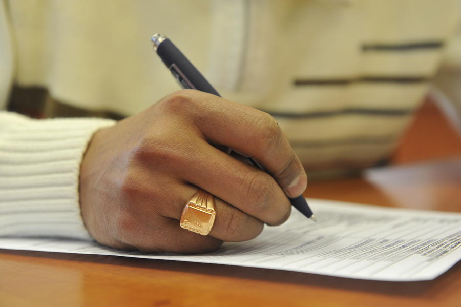 Немецкие учёные изобрели чудо-ручку, которая сама исправляет ошибки