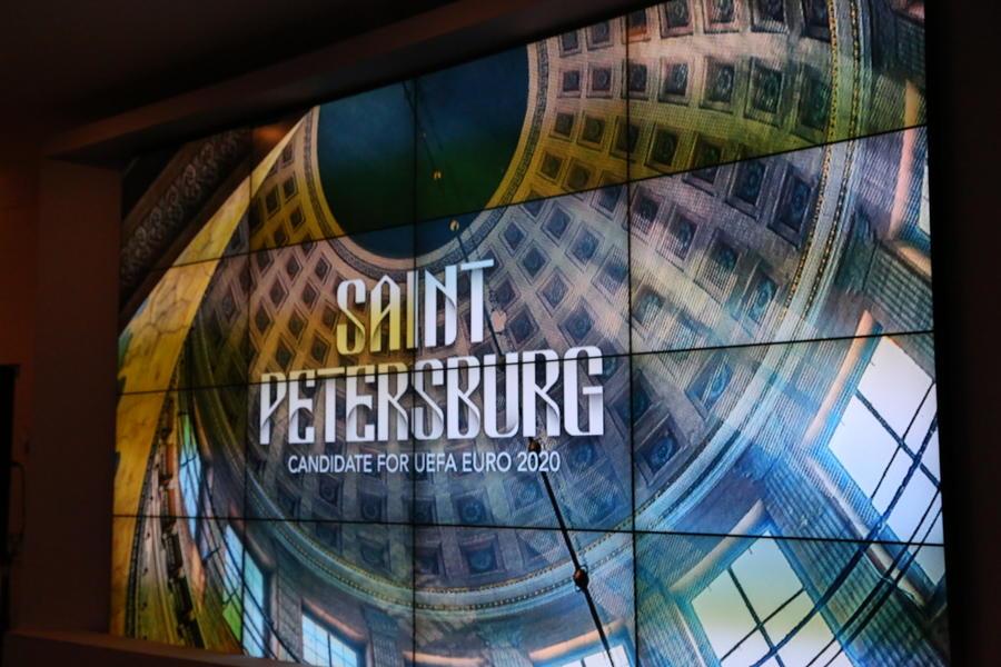В Рио-де-Жанейро представили заявку Санкт-Петербурга на ЕВРО-2020