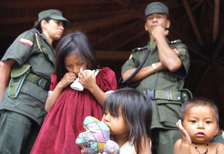Социальные работники допустили смерть индейской девочки-сироты в Северной Каролине