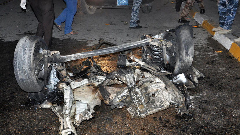 В Ираке произошла серия взрывов: в результате терактов погибли  более 70 человек