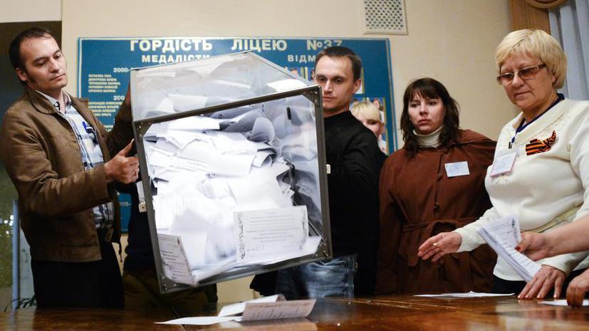 СМИ: Признание Москвой выборов в ДНР и ЛНР может привести к ужесточению санкций против России