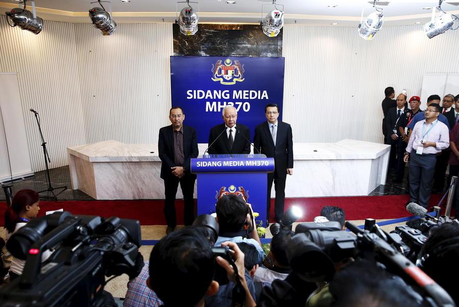 Власти Малайзии: Обнаруженные обломки принадлежали пропавшему Boeing 777