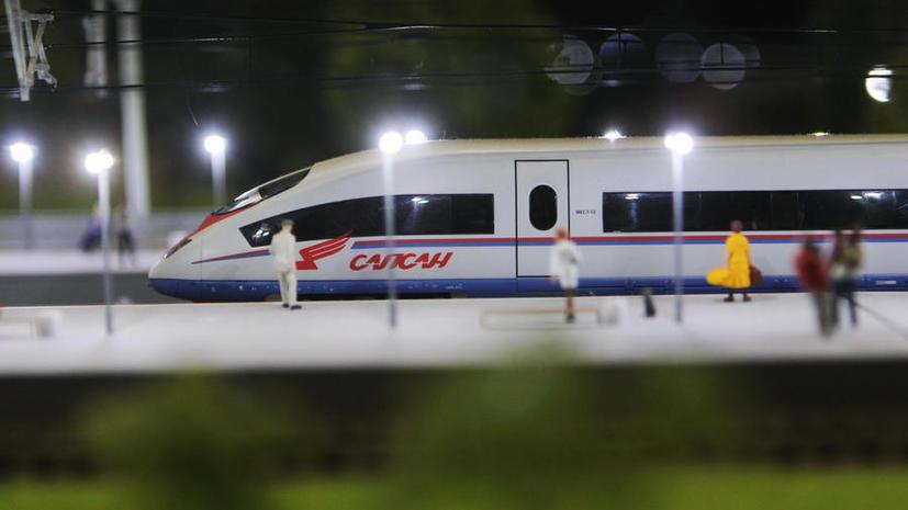 В скоростных экспрессах «Сапсан» появились вагоны первого класса и купе для переговоров