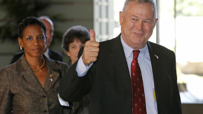 Конгрессмен Рорабахер защитил Путина и крымчан перед соратниками