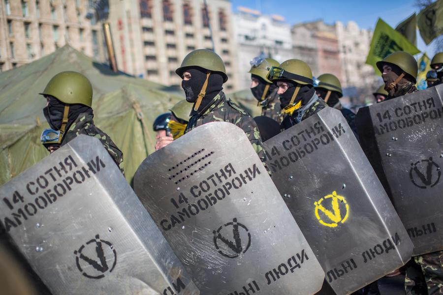 Минобороны Украины усиливает охрану складов с боеприпасами