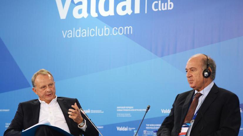 Участники клуба «Валдай» сегодня в Москве обсудят, как принести мир на Ближний Восток