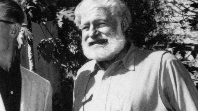 Рукописи матери Хемингуэя о детстве писателя опубликованы в Интернете