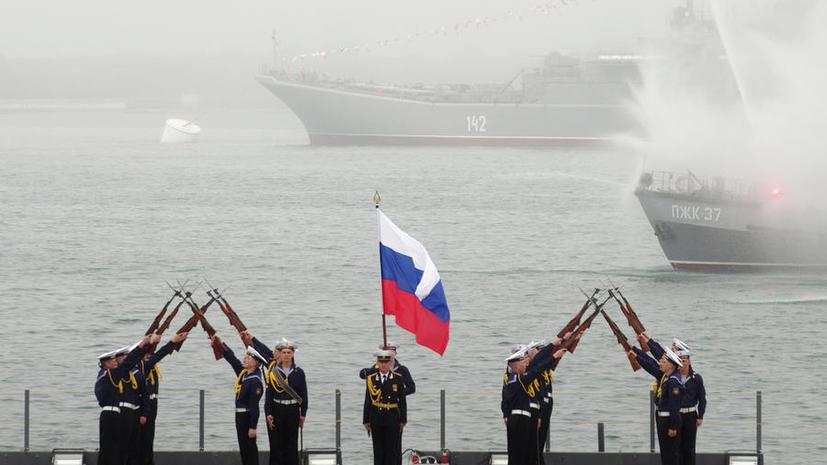 Украинской оппозиции не удалось выгнать Черноморский флот РФ
