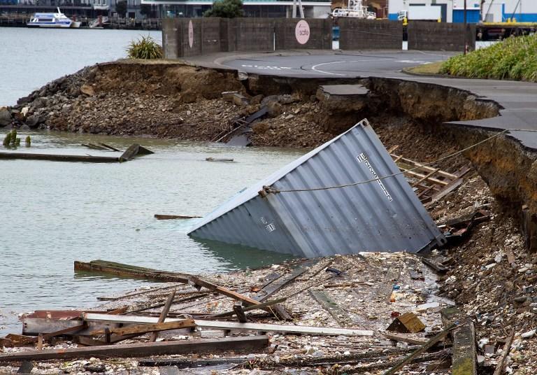 Безработным новозеландцам платят за переезд в разрушенный землетрясением город