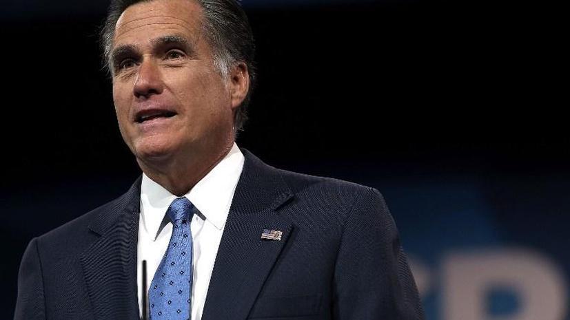 Митт Ромни: Олимпиада в Сочи будет безопасной