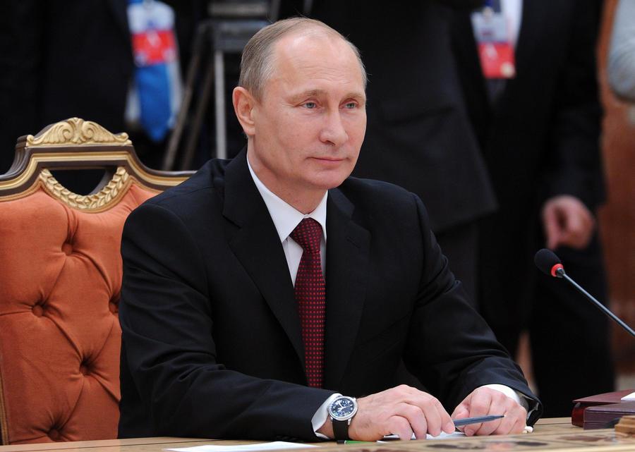 Владимир Путин подписал закон о либерализации экспорта сжиженного природного газа
