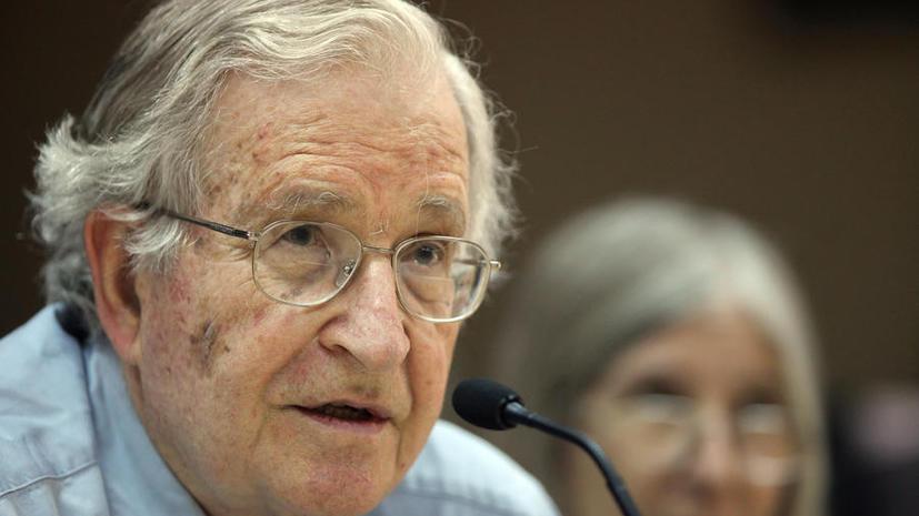 Ноам Хомский: Последние 60 лет США постоянно подвергают пыткам иранцев
