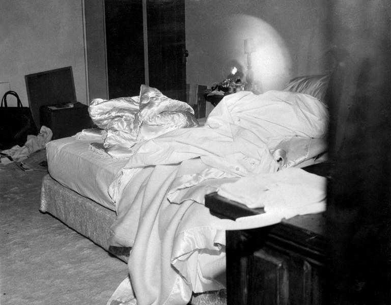Последняя ночь жизни Мэрилин Монро: обнародованы записи тайного детектива актрисы