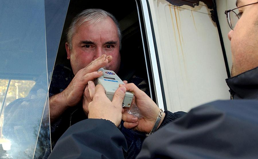 «Закон о пьяных водителях» внесен в Госдуму
