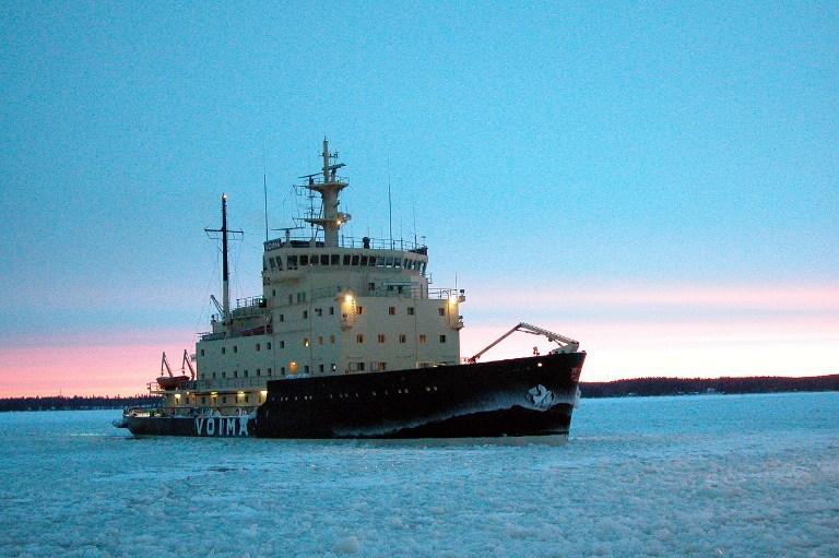 Пограничники России смогут проходить сквозь арктические льды