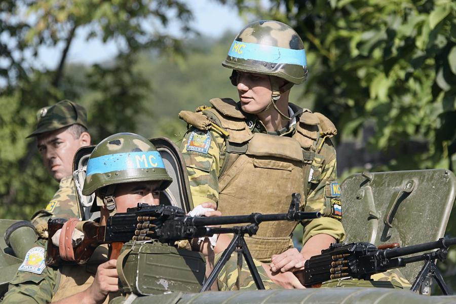 Фиджи отправит на Голанские высоты миротворцев в российской экипировке